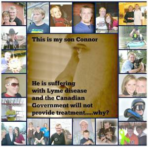 Faces of Lyme Disease