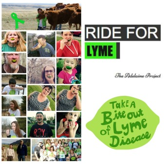 ride for lyme LDC