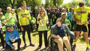 ride for lyme lyme sucks challenge winnipeg 2ed